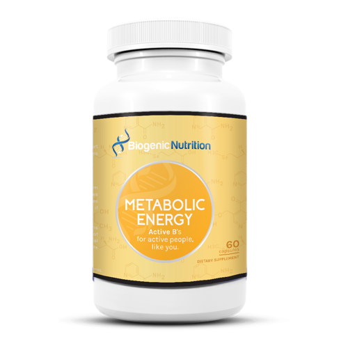 Metabolic Energy 1 Bottle