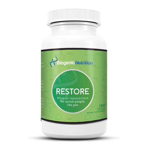 Restore 1 Bottle Medium