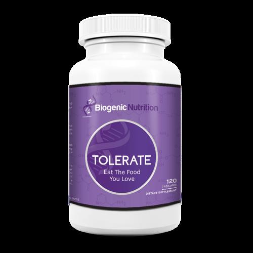 Tolerate 1 Bottle